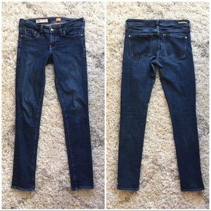 Pilcro x Anthro Skinny Mid-Rise Stretch Jeans 27